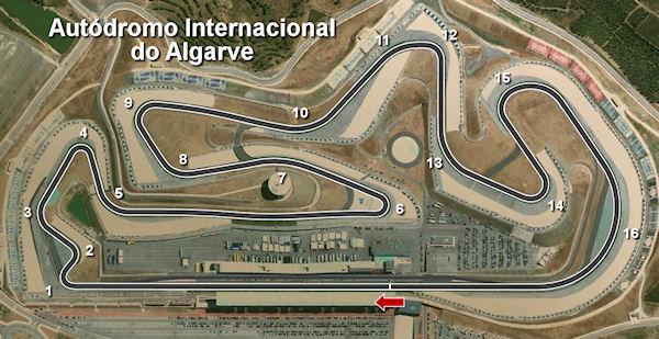 Circuito Algarve : My racing career