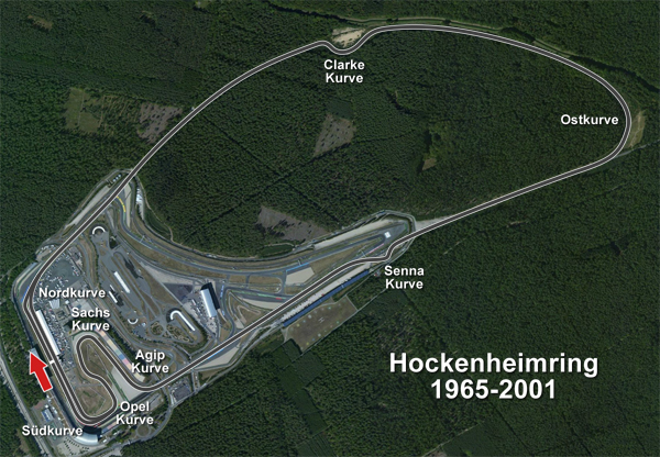 Formula 1 track pictures