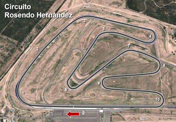 Circuito Rosendo Hernandez : My racing career
